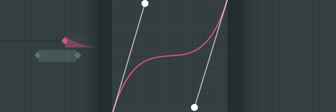 Custom Easing Curves in Haiku